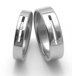 Snubni Prsten Z Oceli