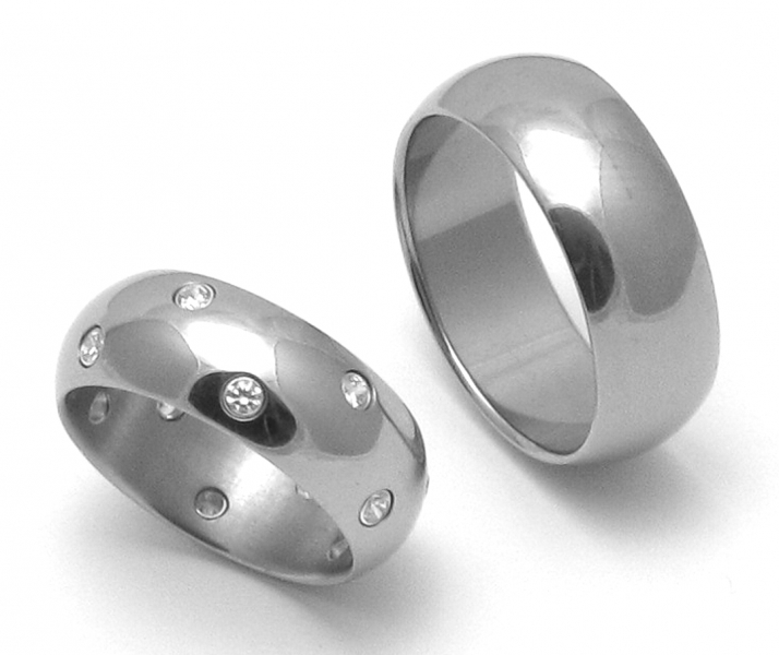 Snubni Prsteny Z Titanu